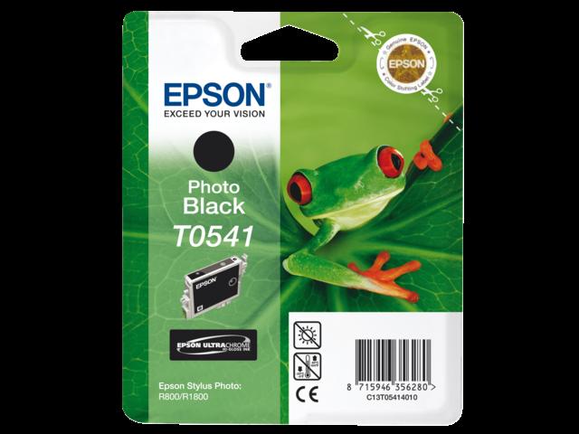 Inkcartridge epson t054140 zwart