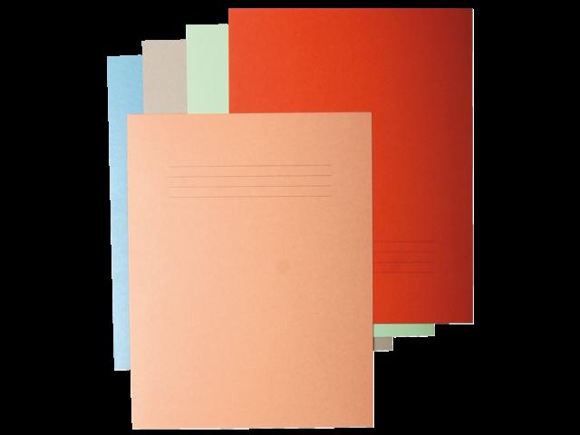 Vouwmap quantore folio 240x360 chamois zuurvrij icn1