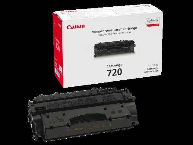 Tonercartridge canon 720 zwart