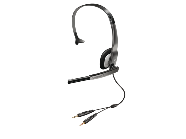 Headset plantronics audio 310 mono