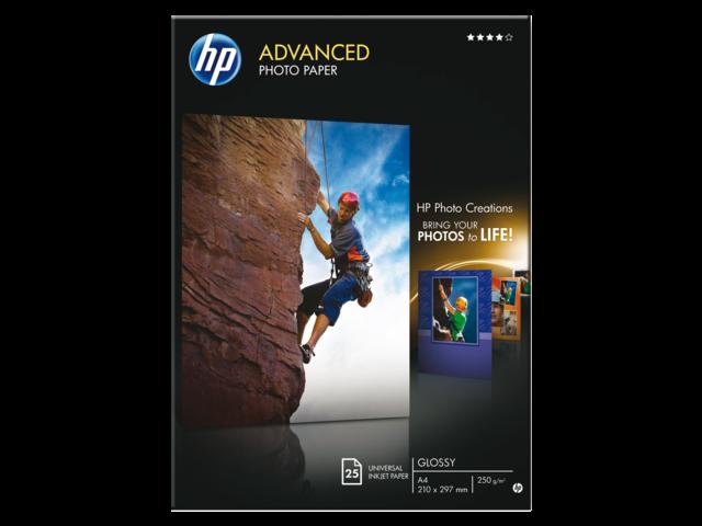 HP inkjetpapier A4 foto