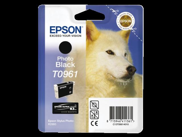 Inkcartridge epson t096140 zwart