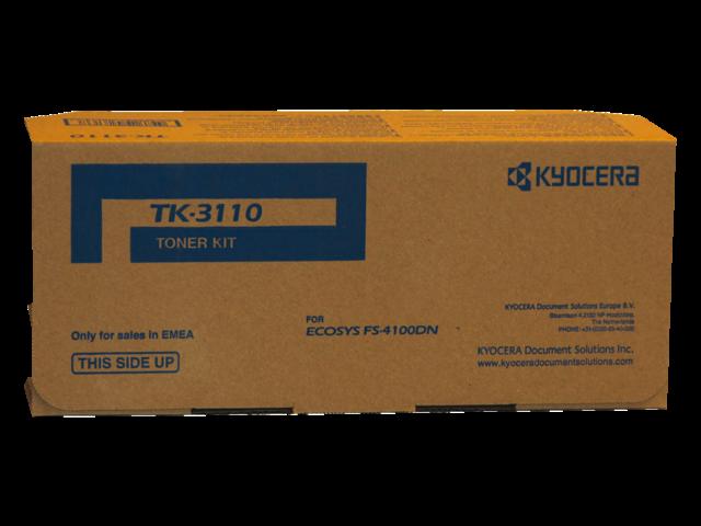 Toner kyocera tk-3110 zwart