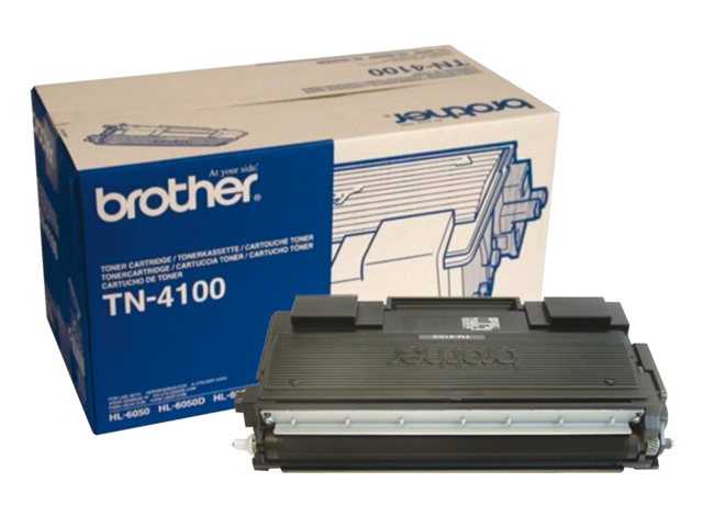Tonercartridge brother tn-4100 zwart
