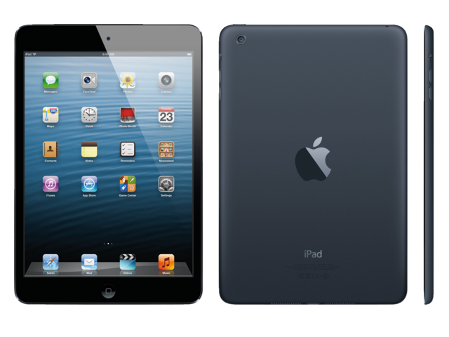 Ipad4 apple 64gb wifi + cellular zwart
