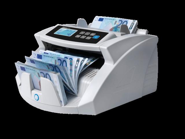 Foto: Geldtelmachine Safescan 2210 voor biljetten met UV detectie