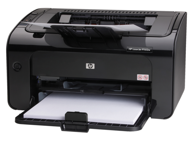 Photo: LASERPRINTER HP LASERJET P1102W