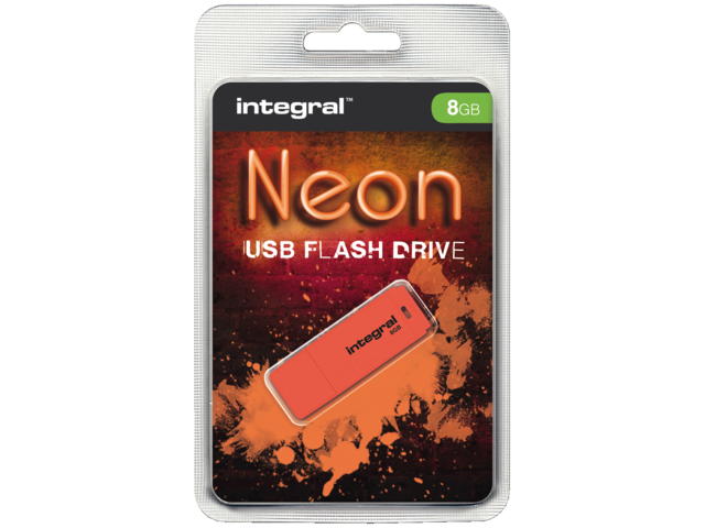 Integral USB-stick 2.0 Neon