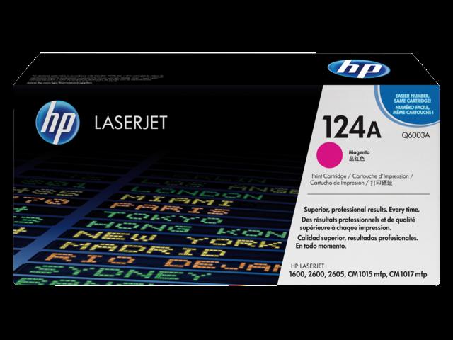 HP laserprintertoners 100 serie