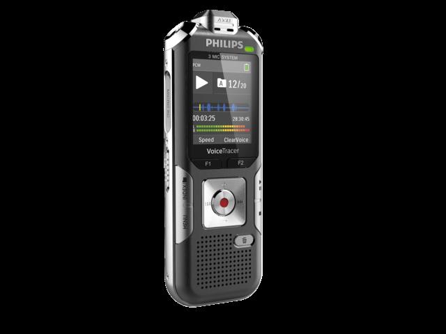 DIGITAL VOICE REC PHI DVT 6010