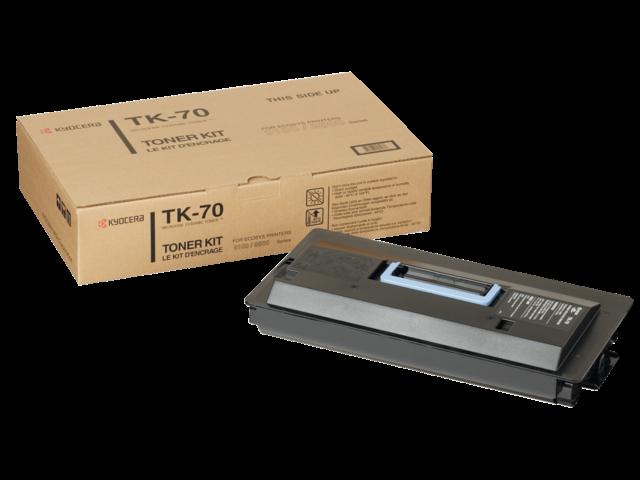 Toner kyocera tk-70 zwart