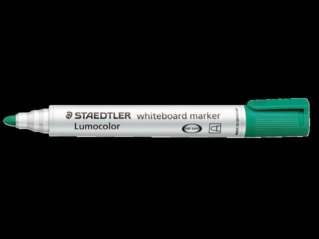 VILTSTIFT STAEDTLER 351 WHITEBOARD ROND 2MM GROEN