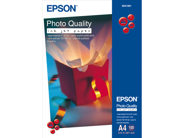 Epson inkjetpapier