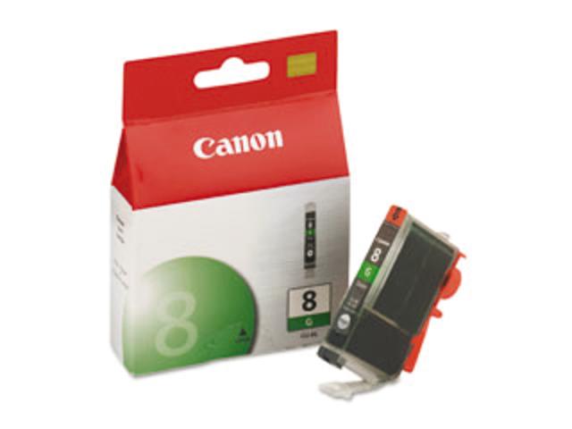 Inkcartridge canon cli-8g groen