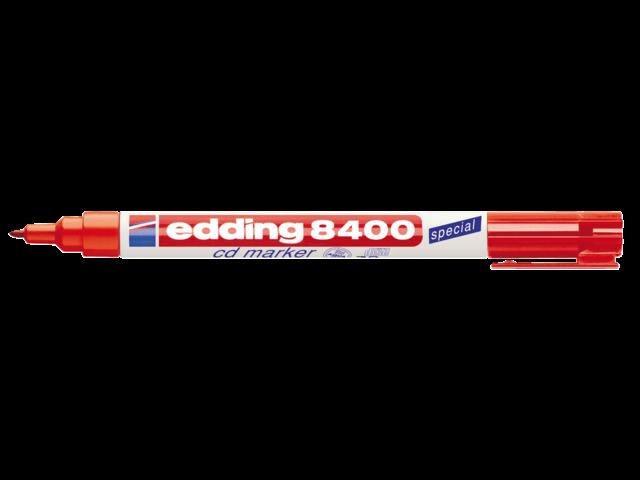 CD MARKER EDDING 8400 ROND 0.5-1MM ROOD