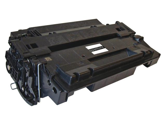 Tonercartridge quantore hp ce255a 55a zwart