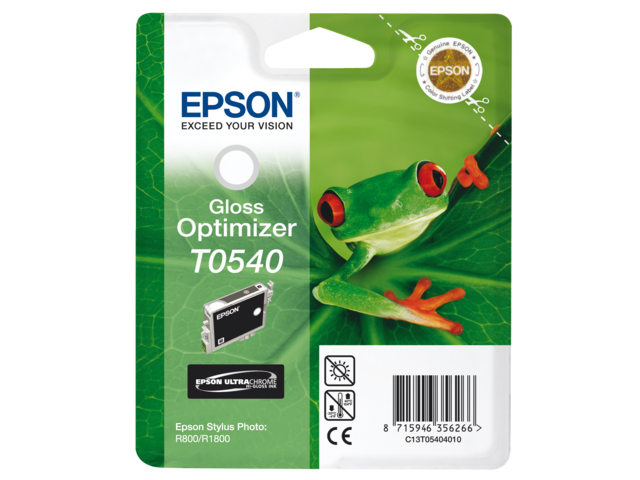 Inkcartridge epson t054040 gloss optimizer