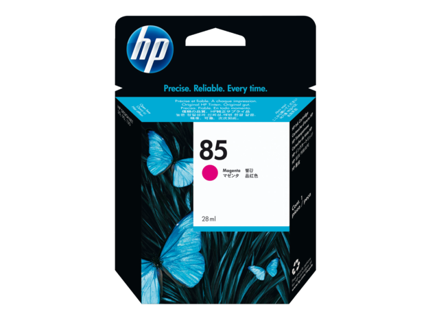 Inkcartridge hp c9426a 85 rood