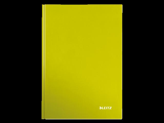 Notitieboek leitz wow a5 groen