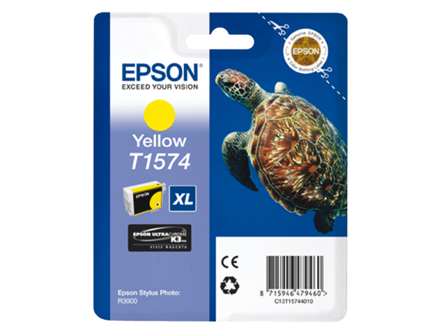 Inkcartridge epson t157440 geel