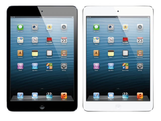 Ipad mini apple 64gb wifi zwart