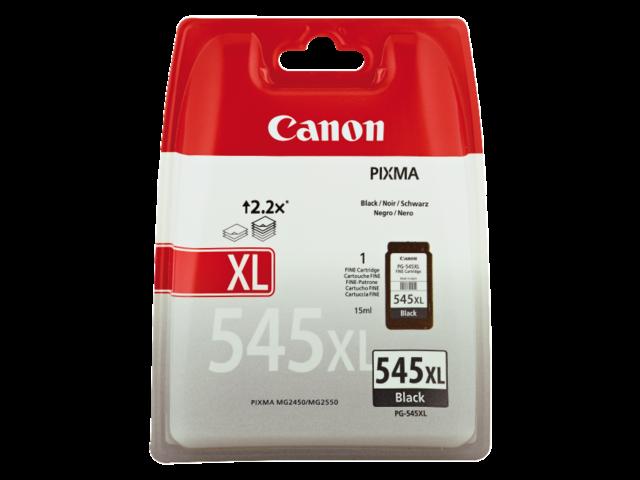 Canon inkjetprintersupplies PG serie