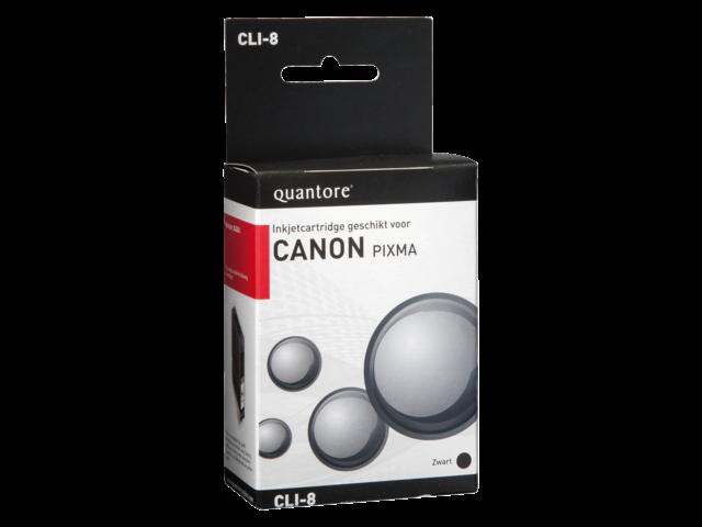 Quantore inktcartridges voor Canon printers C serie