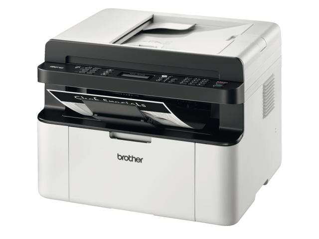Multifunctional brother mfc-1910w