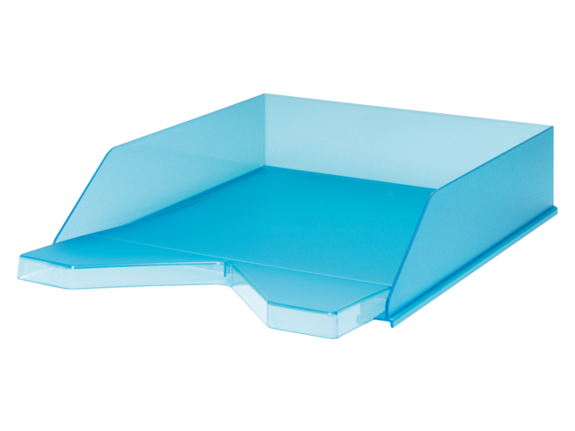 Brievenbak jalema frosted a6156-5506 blauw