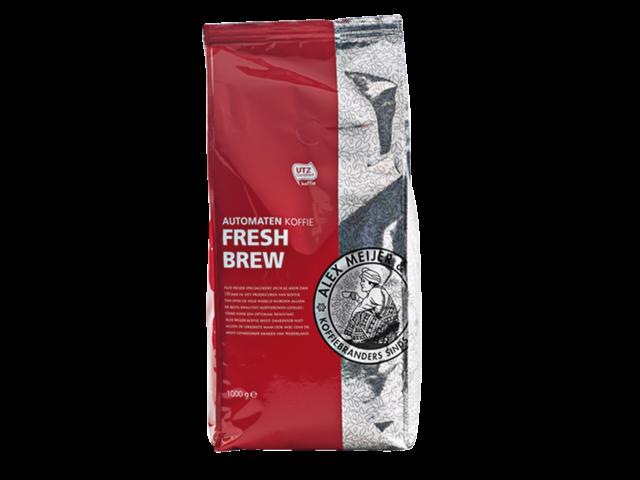 Koffie alex meijer roodmerk standaardmaling 1000gr