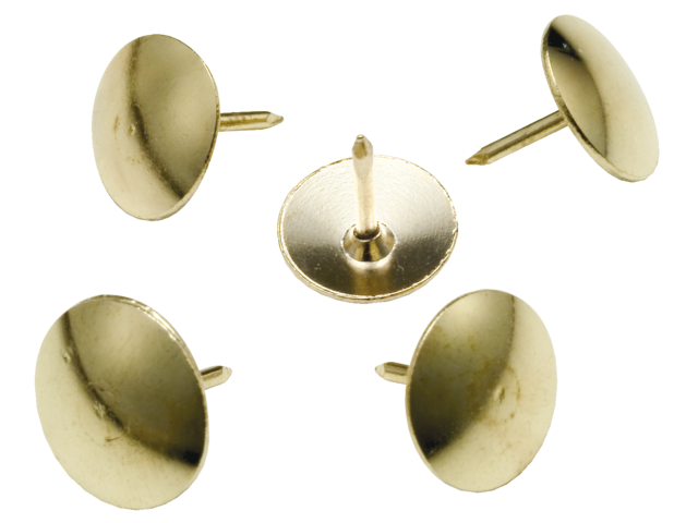 Punaises oic koperkleur 9mm