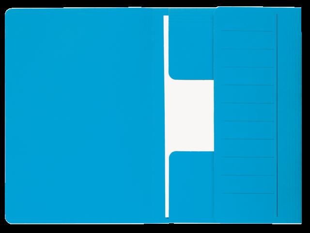 Dossiermap jalema mammoet 270gr folio blauw