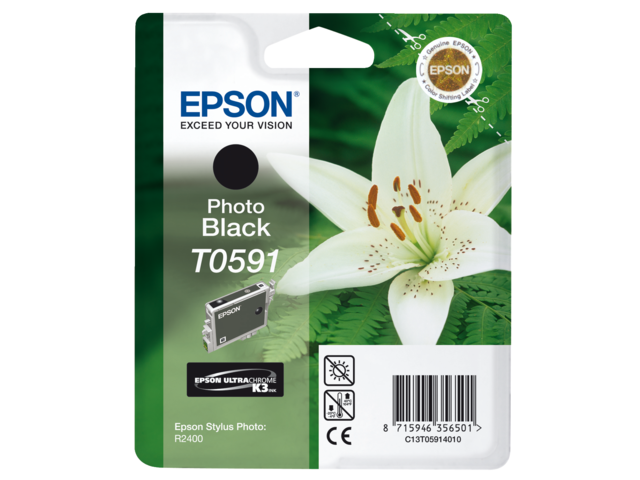 Inkcartridge epson t059140 foto