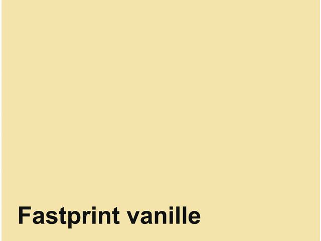 Kopieerpapier fastprint a4 120gr vanille 250vel