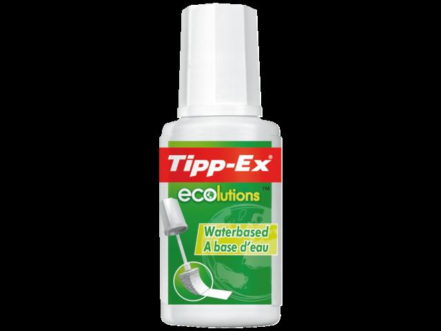 Correctievloeistof tipp-ex ecolution 20ml foam