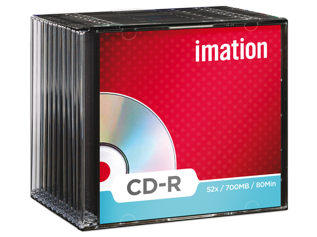 Imation Recordable cd's