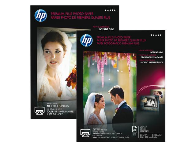 FOTOPAPIER HP CR674A A4 PR PLUS GLANS