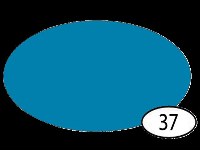 Fotokarton 2zijdig 50x70cm 270gr nr37 middenblauw