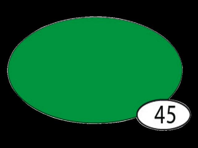Etalagekarton 50x70cm 350gr nr45 middengroen