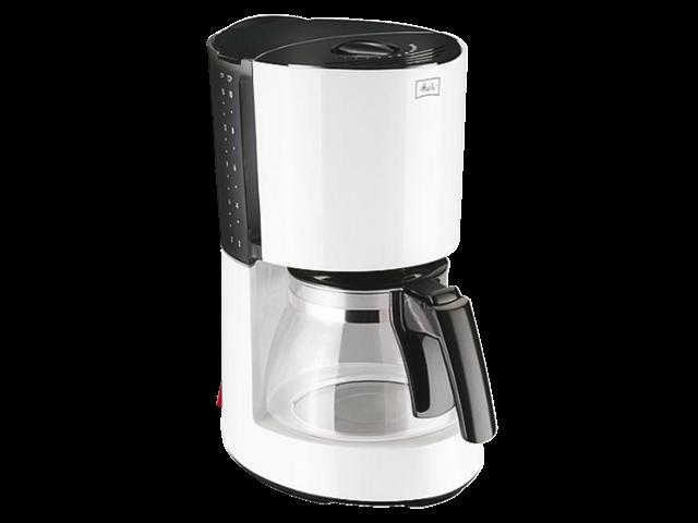 Koffiezetapparaat melitta enjoy wit/zwart