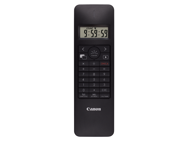 Laserpointer canon presenter x-mark1 4-in-1