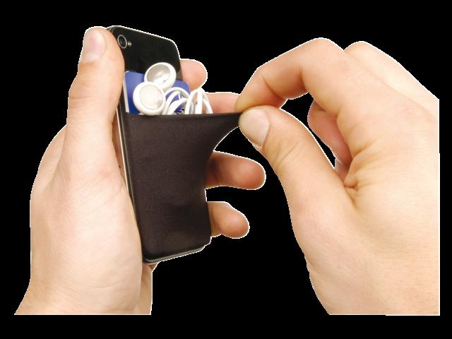 Telefoonhoes dresz smartwallet designs assorti