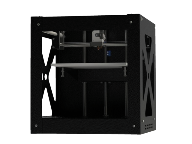 3D PRINTER BUILDER ZWART