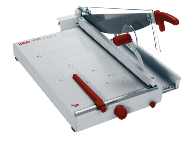 Snijmachine ideal bordschaar 1058 58cm