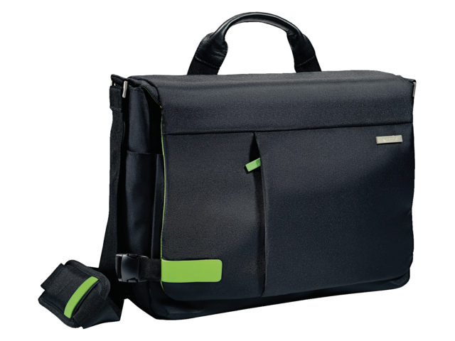 Laptoptas leitz smart traveller 15.6inch zwart