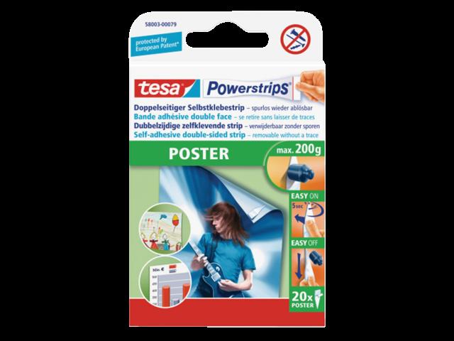POWERSTRIP TESA POSTER