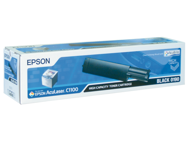 Tonercartridge epson so50190 zwart hc