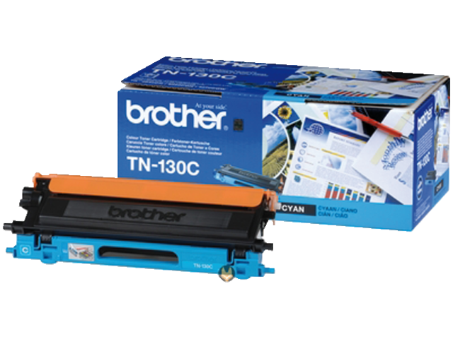 Tonercartridge brother tn-130c blauw