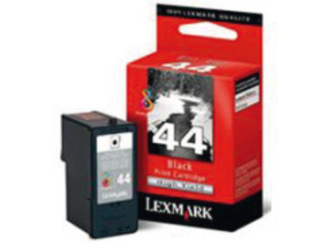 Inkcartridge lexmark 18y0144e 44 zwart