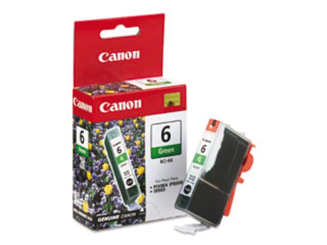 Inkcartridge canon bci-6g groen